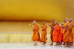 Asalha Puja Day Royalty Free Stock Images