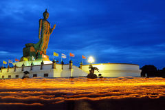 Asalha Puja Tag Lizenzfreies Stockbild