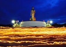 Asalha Puja Tag II Stockfotografie
