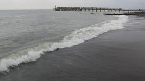 Asalte en el Mar Negro almacen de video