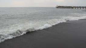 Asalte en el Mar Negro almacen de metraje de vídeo