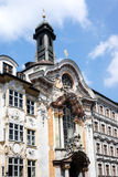 Asam Church/Asamkirche in Munich Germany Stock Photography