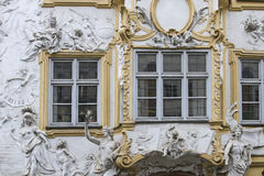 Asam house in Munich Royalty Free Stock Photography
