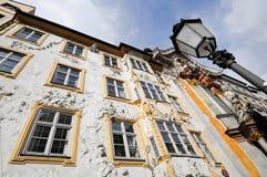 Asam-Iglesia en Munich, Alemania Fotografía de archivo