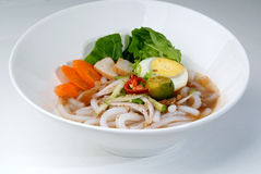 Asam Laksa Royalty Free Stock Image