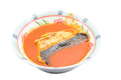 Asam Pedas Ikan Pari Royalty Free Stock Photos