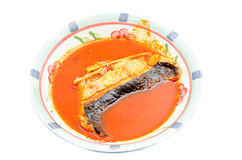 Asam Pedas Ikan Pari Royalty Free Stock Photo
