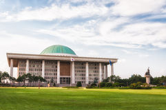 Asamblea nacional de la Corea del Sur Imágenes de archivo libres de regalías