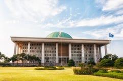 Asamblea nacional de la Corea del Sur Fotografía de archivo libre de regalías