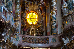 Asamkirche Church Royalty Free Stock Images
