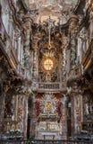 Asamkirche Munich Bavaria Stock Photos