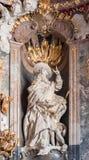 Asamkirche Munich Bavaria Stock Photo