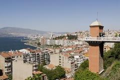 Asansör İzmir Fotografia Stock Libera da Diritti