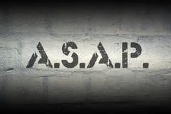 asap illustration libre de droits
