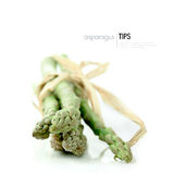 Asaparagus Tips Stock Photography
