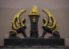 Asas de Voronezh - de Rússia Fotos de Stock