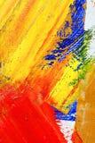 Asbackground pintado da lona fotografia de stock royalty free