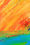 Asbackground verniciato della tela di canapa Immagini Stock