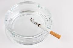 Asbakje van sigaret Royalty-vrije Stock Fotografie