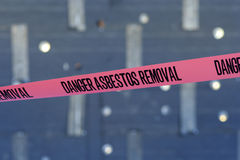 asbestband Arkivbild
