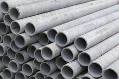 Asbestine трубы Стоковые Фотографии RF