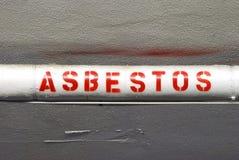 Asbesto Fotografia de Stock Royalty Free