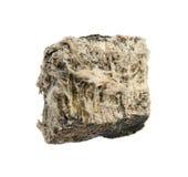 Asbesto aislado Foto de archivo libre de regalías