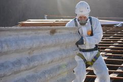 Free Asbestos-102 Royalty Free Stock Photography - 50222677