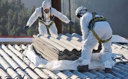 Asbestos-103 Fotografia de Stock Royalty Free