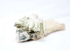 Asbestos fibers Royalty Free Stock Photography