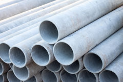 Asbestos pipes background Royalty Free Stock Photos
