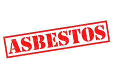 ASBESTOS Royalty Free Stock Photography