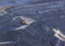 Asbestproduktion Stockfoto