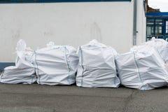 Asbestverwijdering Stock Foto's