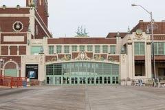 asbury парк залы конвенции Стоковые Фото