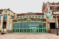 Asbury Park Convention Center Stock Photography