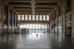 Asbury Park Convention Center Royalty Free Stock Photography