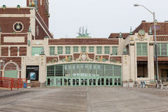 Asbury Park Convention Hall Stock Photos