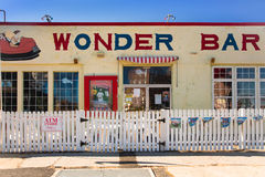 Asbury Park NJ Wonder bar Royalty Free Stock Photos