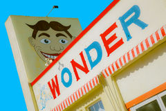 Asbury Park NJ Wonder bar Stock Photography