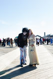 Asbury Park Zombie Walk 2015 Stock Photography