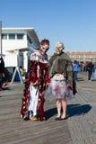 Asbury Park Zombie Walk 2015 Royalty Free Stock Image