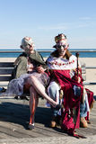 Asbury Park Zombie Walk 2015 Royalty Free Stock Photo
