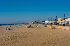 Asbury parka plaża zdjęcie royalty free
