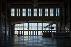 Asbury Parkuje, Nowa konwencja Hall - bydło - obrazy stock