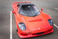 1998年Ascari Ecosse 免版税图库摄影