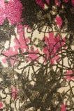 Ascendente cercano de la alfombra Imagen de archivo