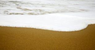 Ascendente cercano de la arena Foto de archivo libre de regalías