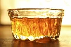 Ascendente cercano de la miel Imagen de archivo libre de regalías