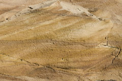 Ascendente cercano de la piedra arenisca imagenes de archivo